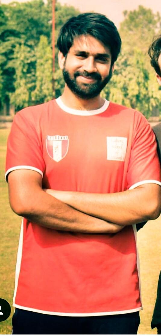 Taimoor Naseer Waraich