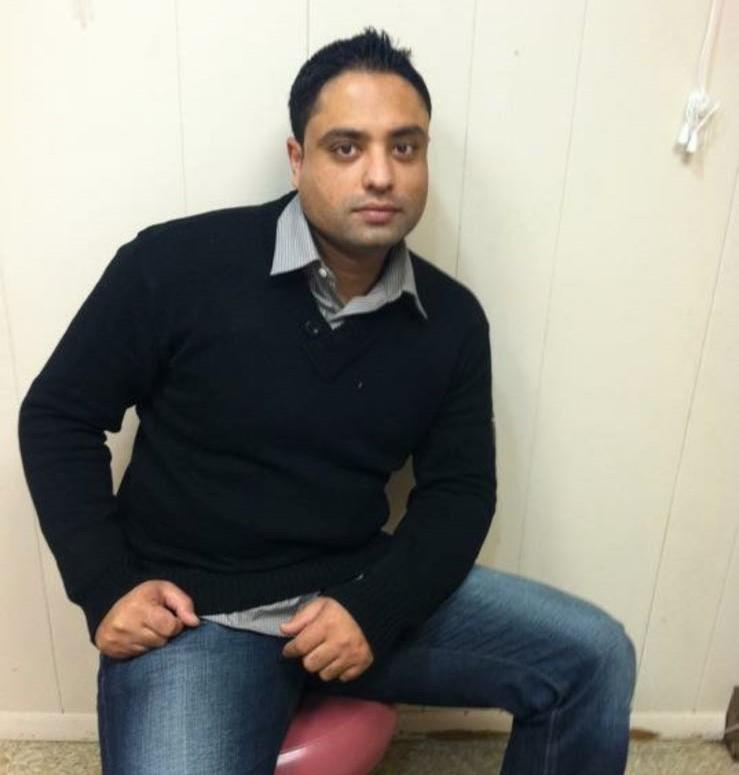 Usman Khan