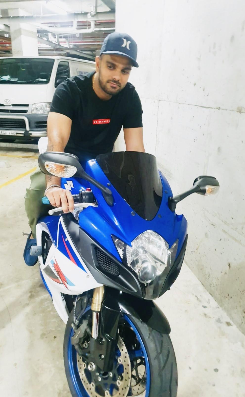 Ricky Singh