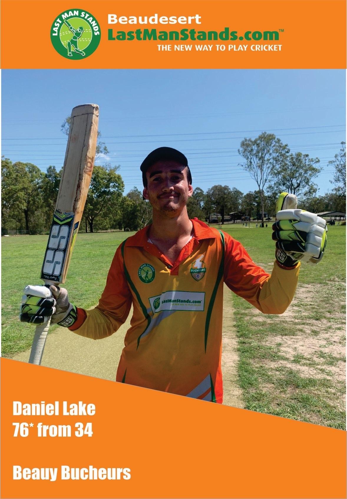 Daniel Lake