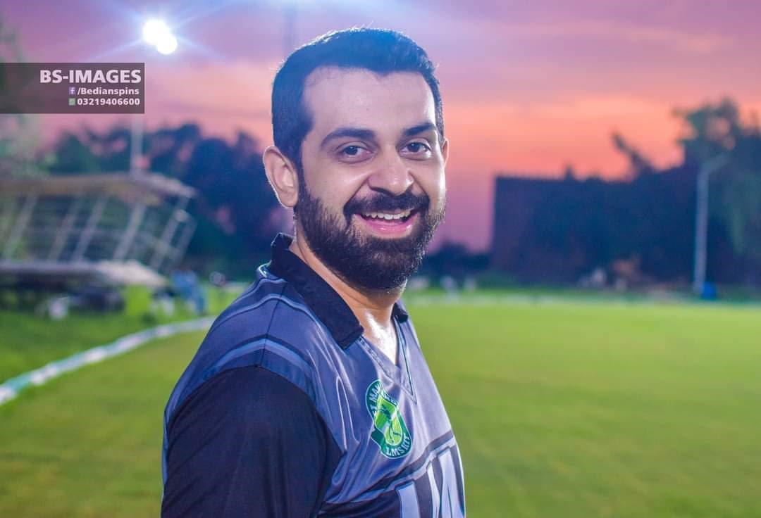 Waqas Mir
