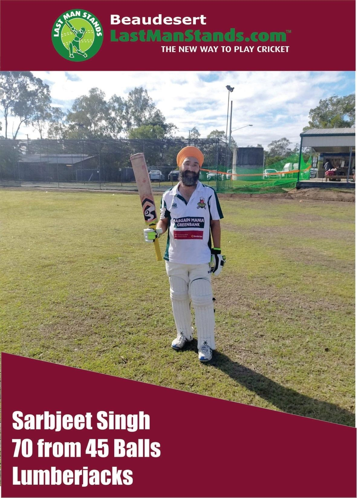 Sarbjeet Singh