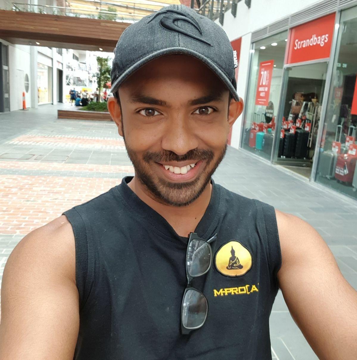 Reza Mohammed