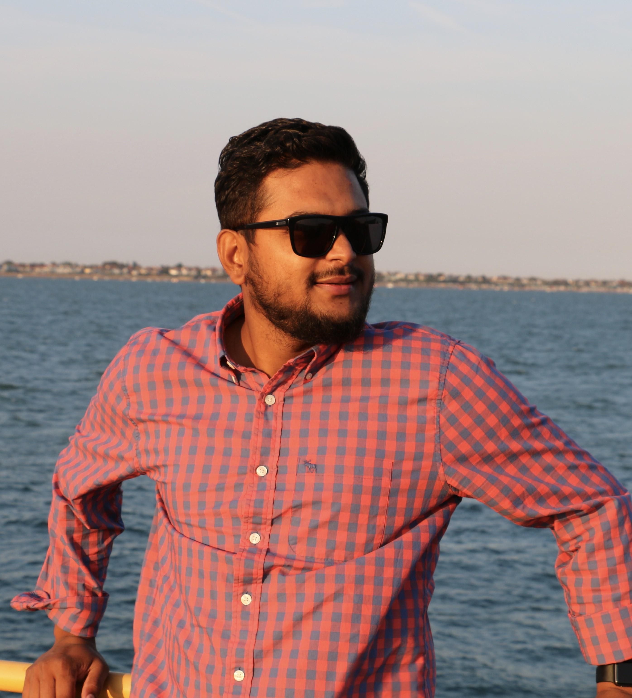 Ahmed Hussain