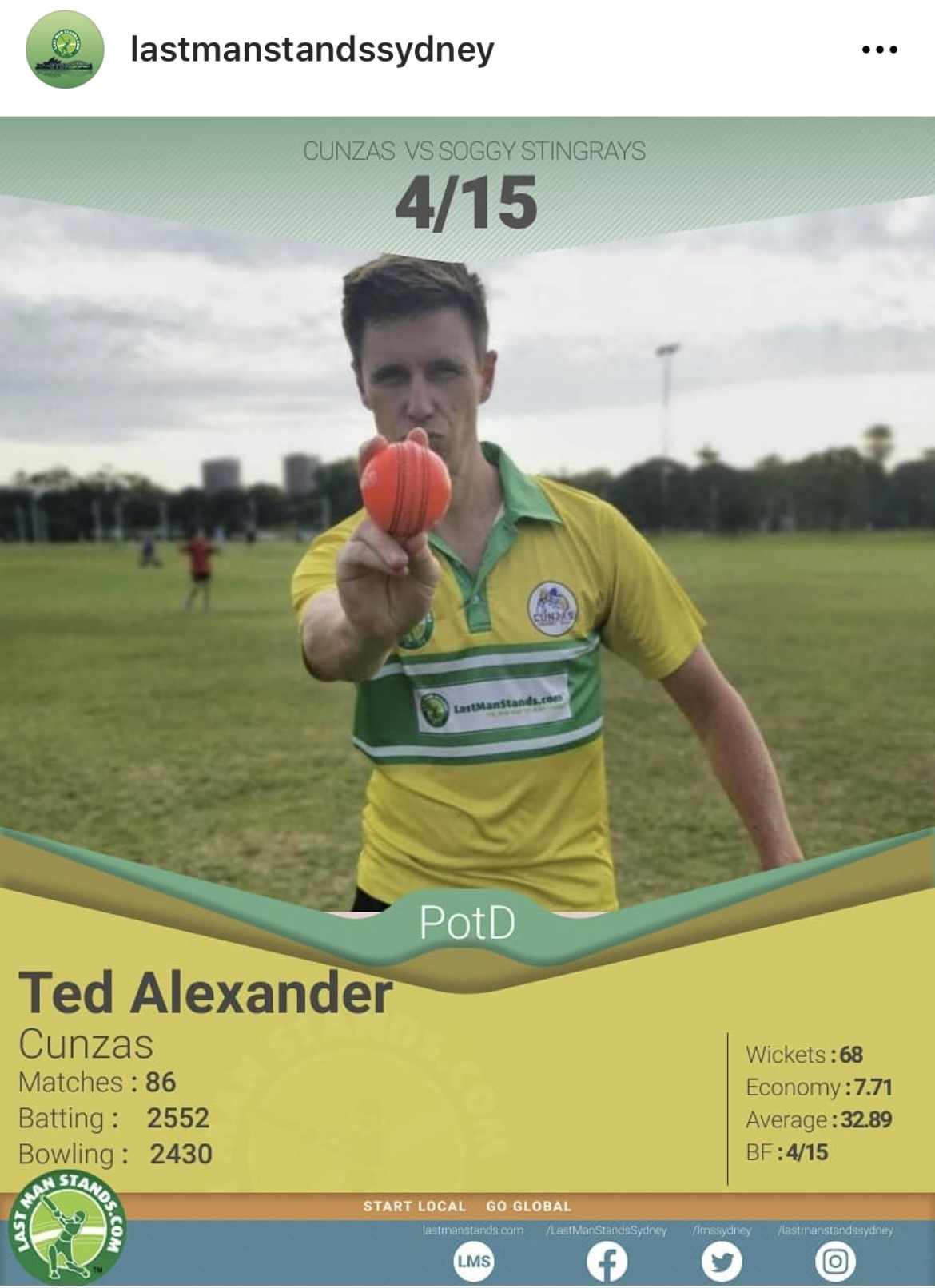 Ted Alexander
